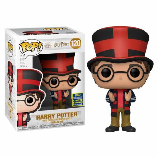 FUNKO POP HARRY POTTER AT WORLD CUP EXCLUSIVO