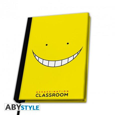 Libreta A5 en tapa dura de  Assassination Classroom
