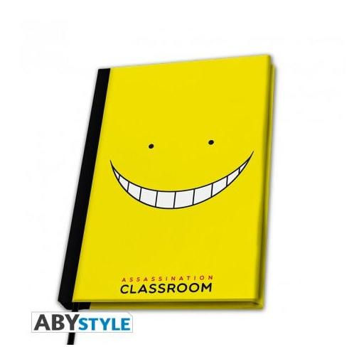 Libreta A5 en tapa dura de  Assassination Classroom [0]