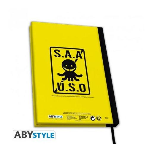 Libreta A5 en tapa dura de  Assassination Classroom [1]
