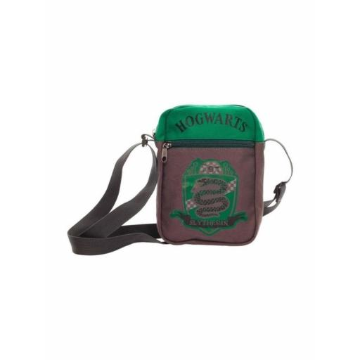 Bandolera de tela de Slytherin de Harry Potter