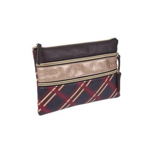Harry Potter Estuche Gryffindor Stripes
