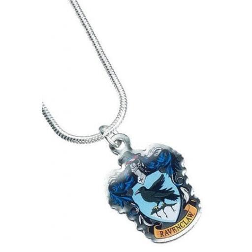Harry Potter Collar con Colgante Ravenclaw (plateado)