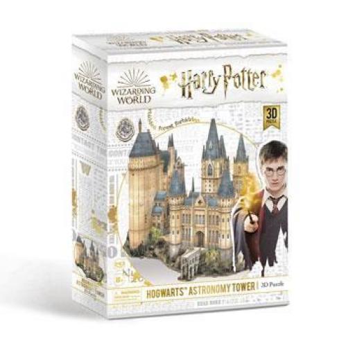Puzzle 3D Torre de Astronomía de la pelicula Harry Potter