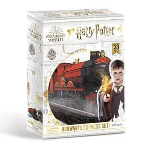 Puzzle 3D Harry Potter  3D Expreso de Hogwarts