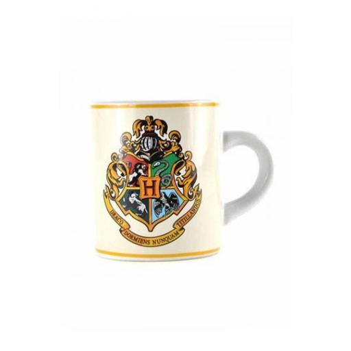 Harry Potter Taza Mini Hogwarts Crest