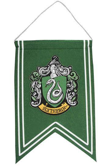 Harry Potter Bandera Slytherin 30 x 44 cm