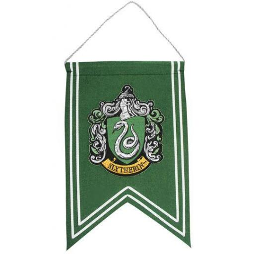 Harry Potter Bandera Slytherin 30 x 44 cm