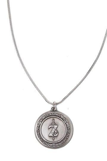 Collar metal Zelda