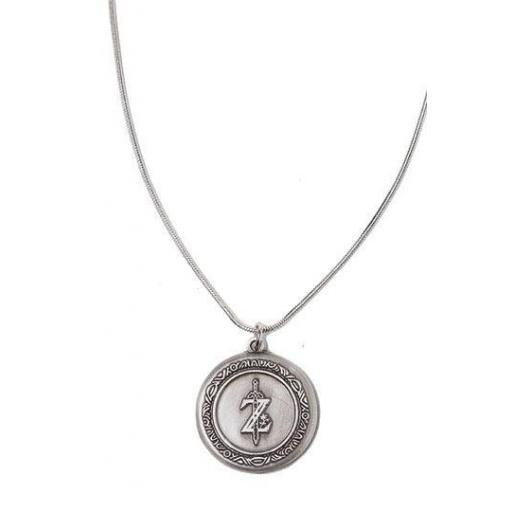 Collar metal Zelda [0]