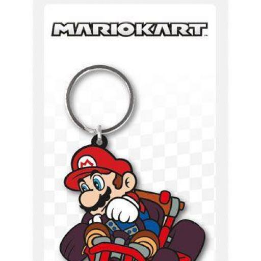 Llavero Mario