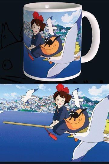 Taza Kiki Studio Ghibli