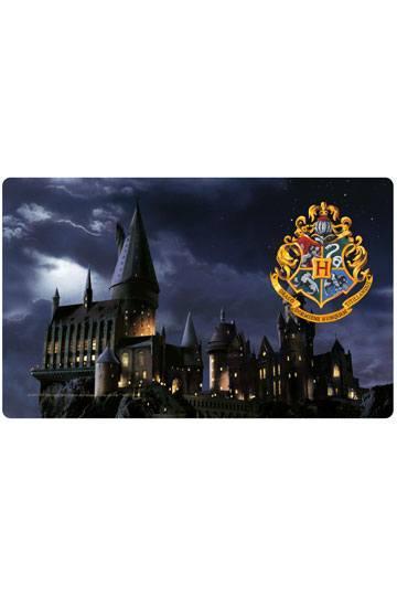 Tabla con diseño de Hogwarts