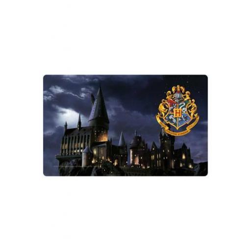Tabla con diseño de Hogwarts [0]