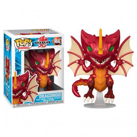 Funko pop 966 Dragonoid