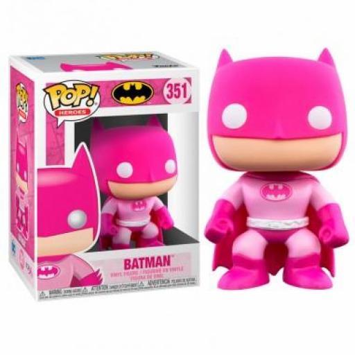 Funko pop 351 Breast Cancer Awareness Batman