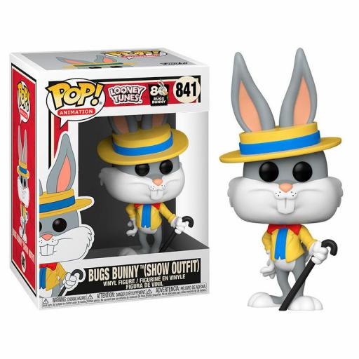 FUNKO POP BUGS 80TH - BUGS IN SHOW OUTFIT