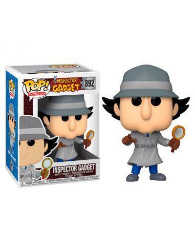 Funko pop 892 Inspector Gadget