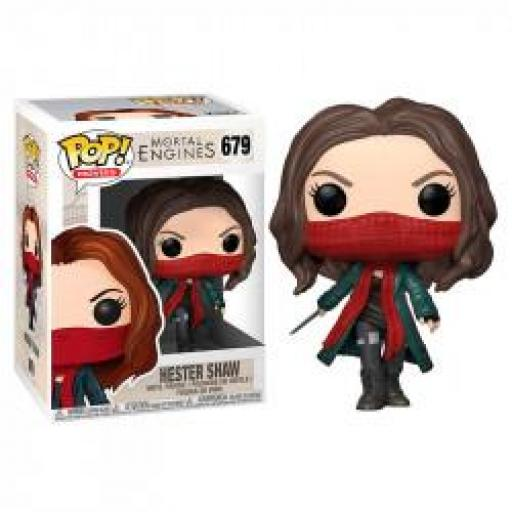 FUNKO POP MORTAL ENGINES HESTER SHAW