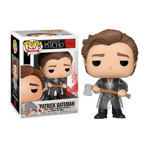 Figura POP American Psycho Patrick with Axe