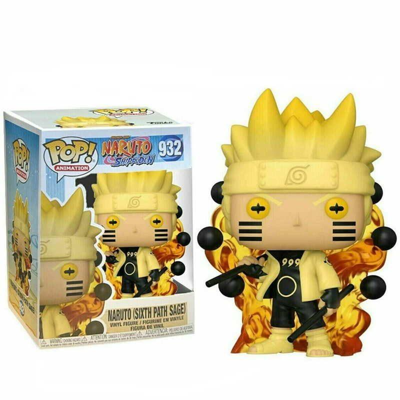 Funko pop 932 Naruto Six Path Sage