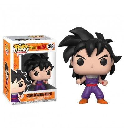FUNKO POP DRAGON BALL Z GOHAN (training outfit)