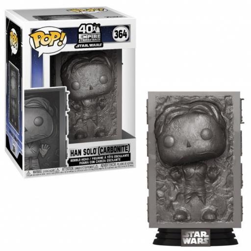 Figura POP Star Wars Han in Carbonite
