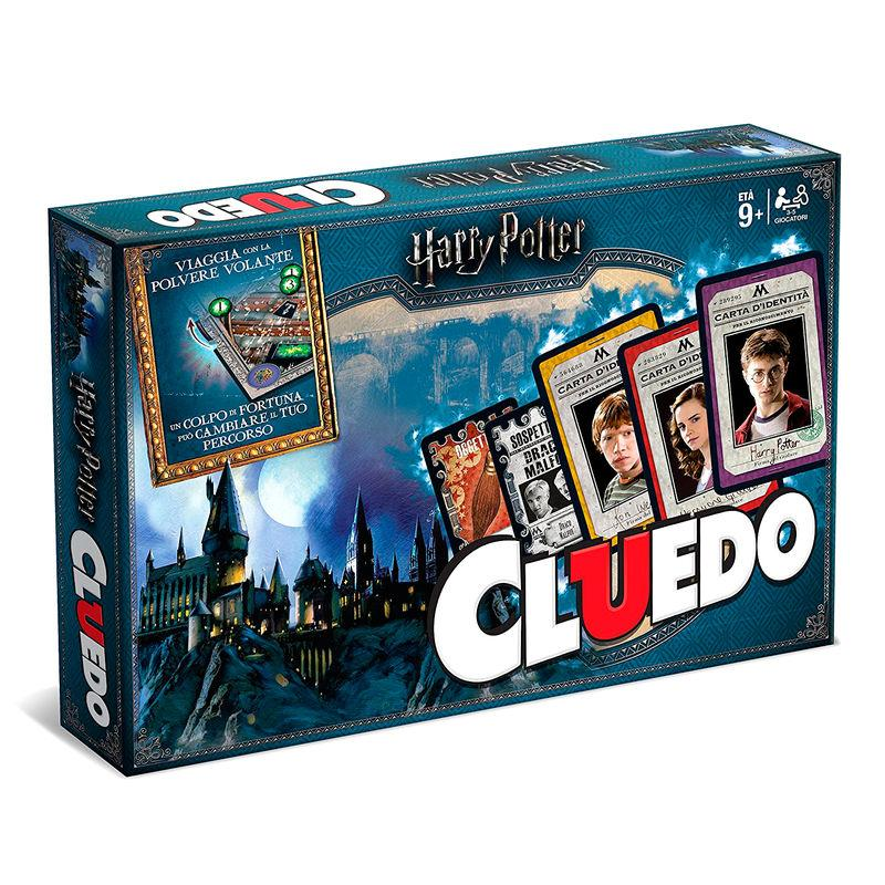 Juego cluedo Harry Potter