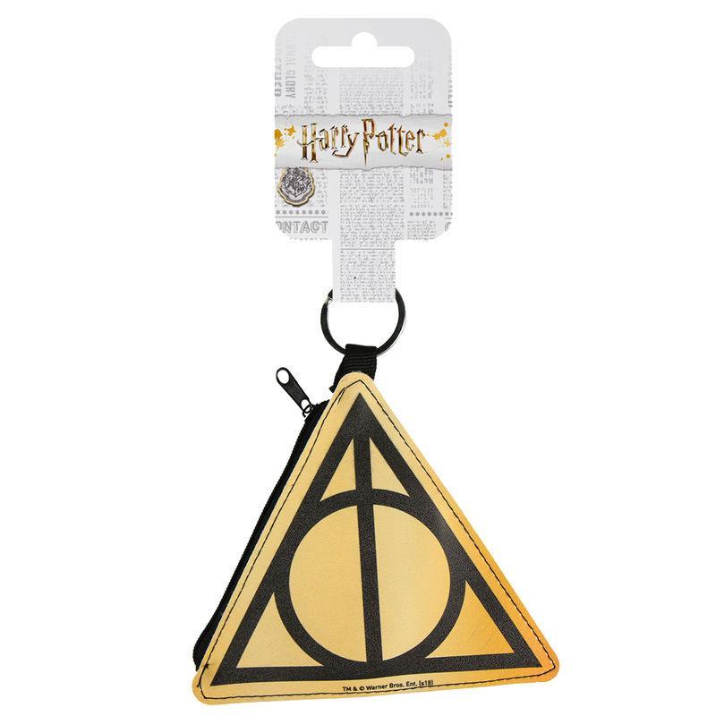 Llavero monedero Reliquias de la muerte Harry Potter