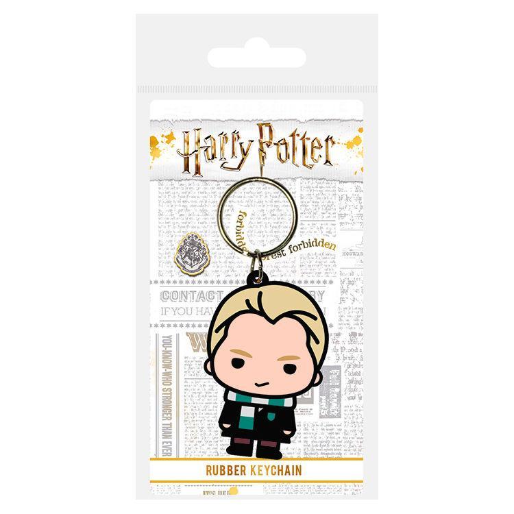 Llavero rubber Draco Malfoy Harry Potter