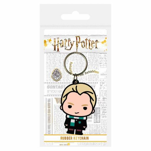Llavero rubber Draco Malfoy Harry Potter