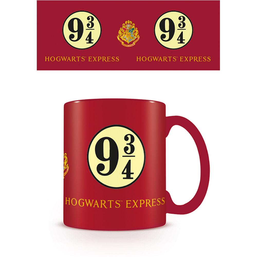 Taza Harry Potter Plataforma 9 3/4