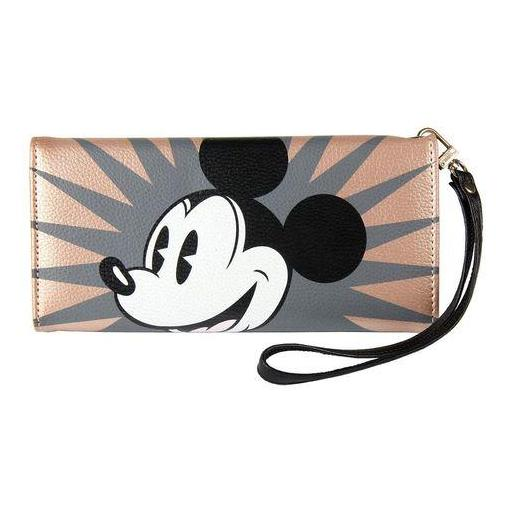 Cartera Mickey Mouse rosa con asa [1]