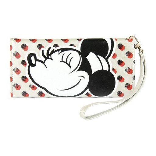 Cartera Mickey Mouse lunares con asa [1]