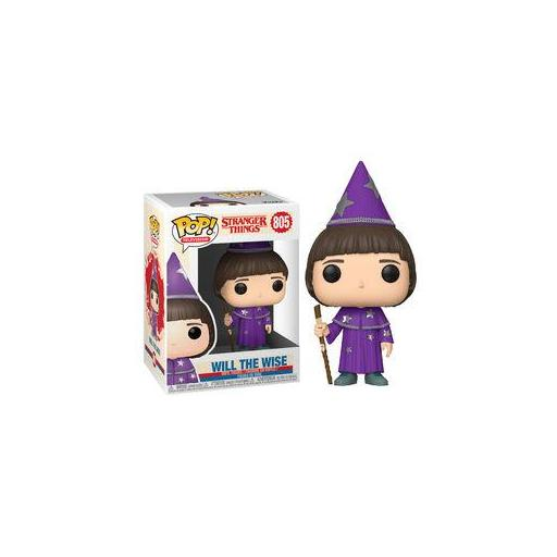 funko POP 805  Stranger Things 3 Will the Wise