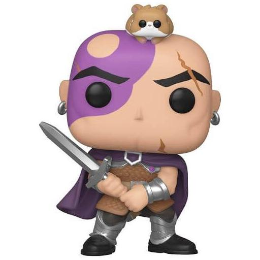 FUNKO  POP Dungeons & Dragons Minsc & Boo