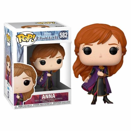 FUNKO POP Disney Frozen 2 Anna