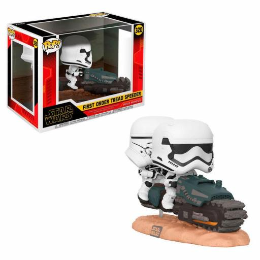 Funko pop Star Wars Rise of Skywalker Tread Speeder