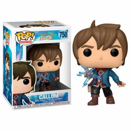 FUNKO  POP El Principe Dragon Callum