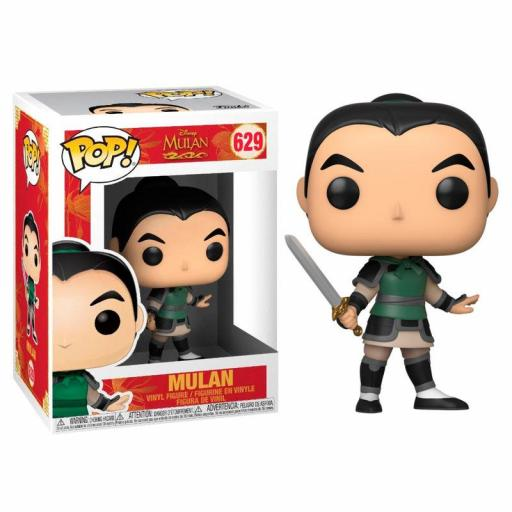 FUNKO POP Disney Mulan as Ping