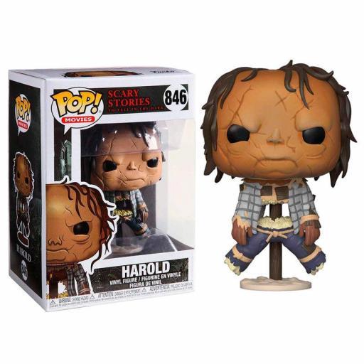Figura POP Scary Stories Harold