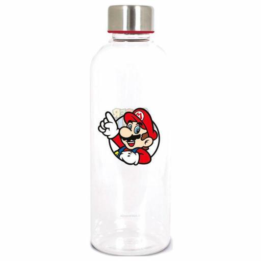 Botella Super Mario Bros hidro