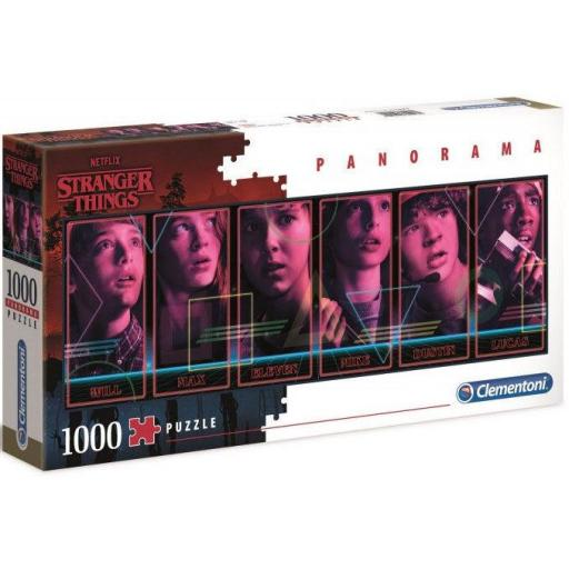 Puzzle Stranger things protagonistas [0]