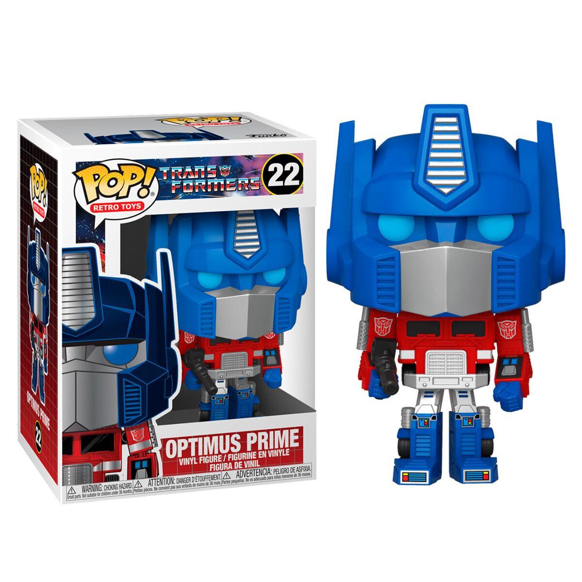 Funko pop 22 Optimus Prime