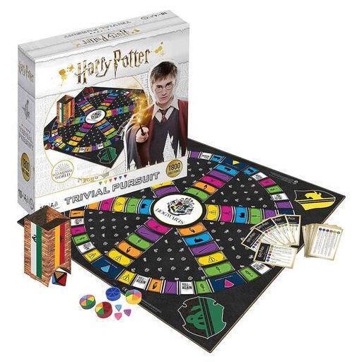 Juego Trivial Harry Potter [1]