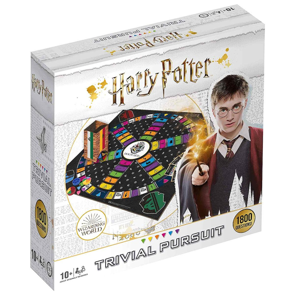 Juego Trivial Harry Potter