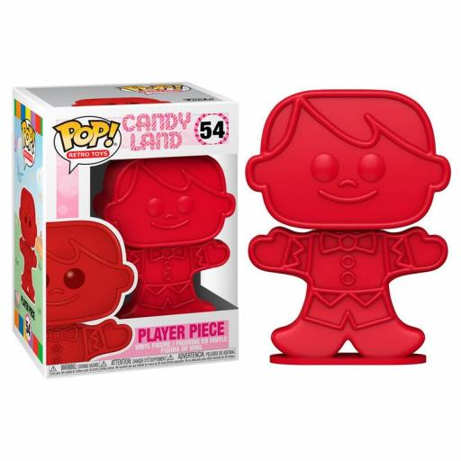 Funko pop 54 Candyland Player Game  [0]
