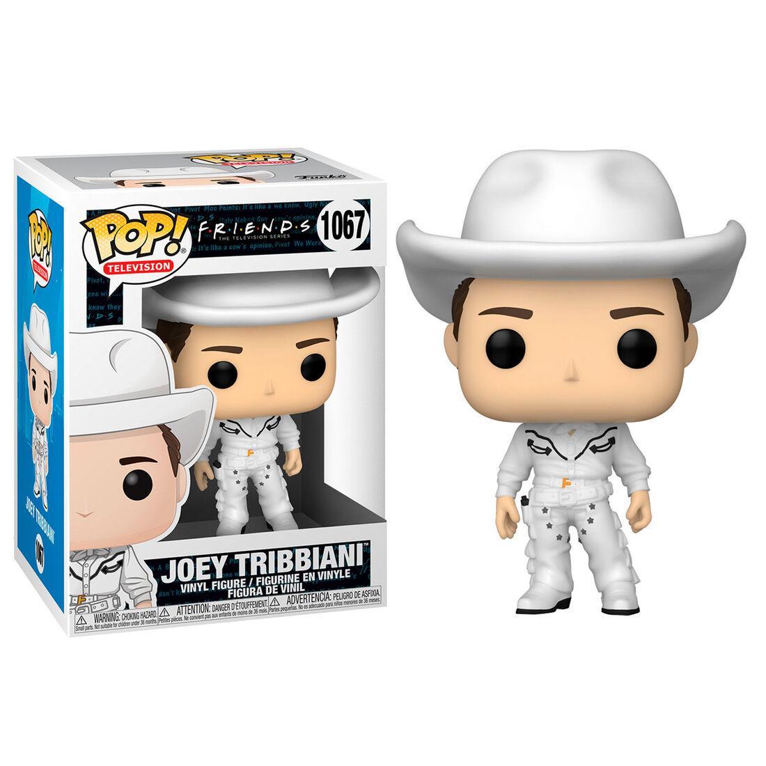 Funko pop 1067 de Joey vestido de Cowboy