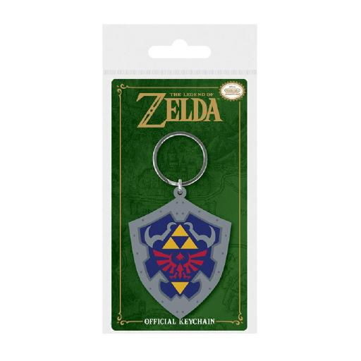 Llavero The Legend of Zelda Hylian Shield