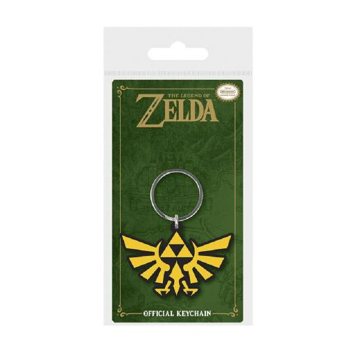 Llavero The Legend of Zelda Triforce